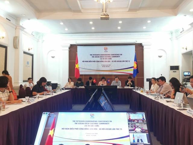 Cộng đồng ASEAN tiếp tục nỗ lực thực hiện các sáng kiến hướng đến người dân - 1
