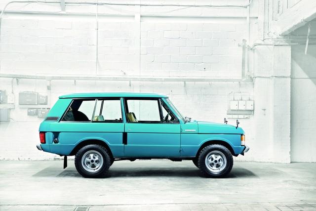 Phiên bản đặc biệt Range Rover Fifty đánh dấu 50 năm truyền cảm hứng - 24