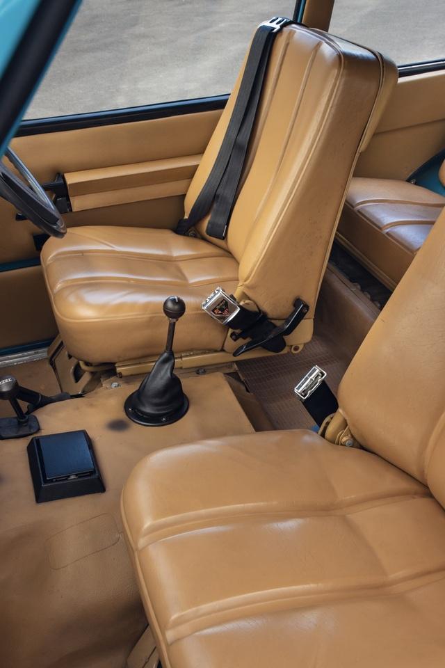 Phiên bản đặc biệt Range Rover Fifty đánh dấu 50 năm truyền cảm hứng - 31