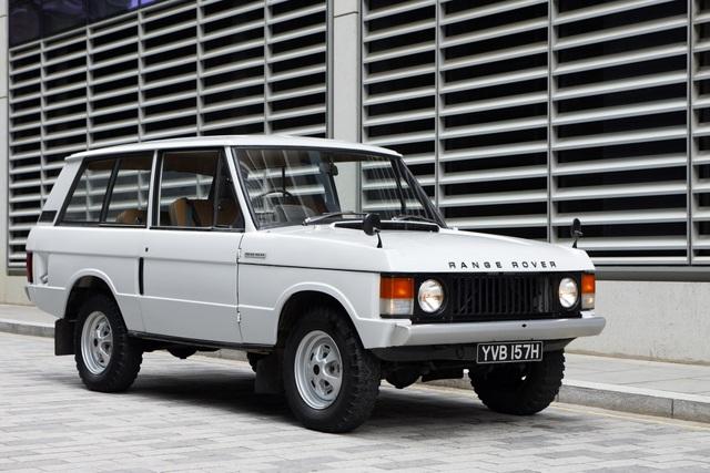 Phiên bản đặc biệt Range Rover Fifty đánh dấu 50 năm truyền cảm hứng - 32