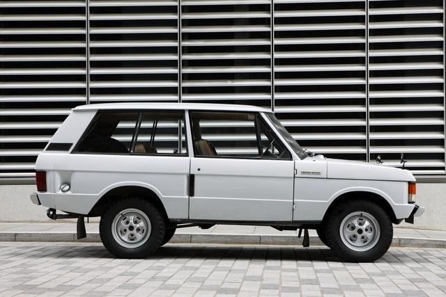 Phiên bản đặc biệt Range Rover Fifty đánh dấu 50 năm truyền cảm hứng - 33
