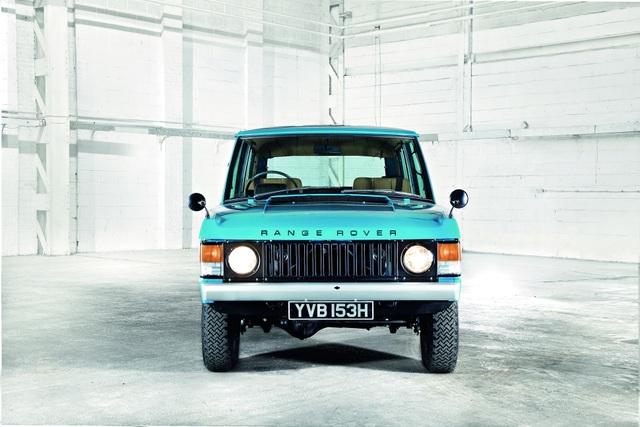 Phiên bản đặc biệt Range Rover Fifty đánh dấu 50 năm truyền cảm hứng - 25