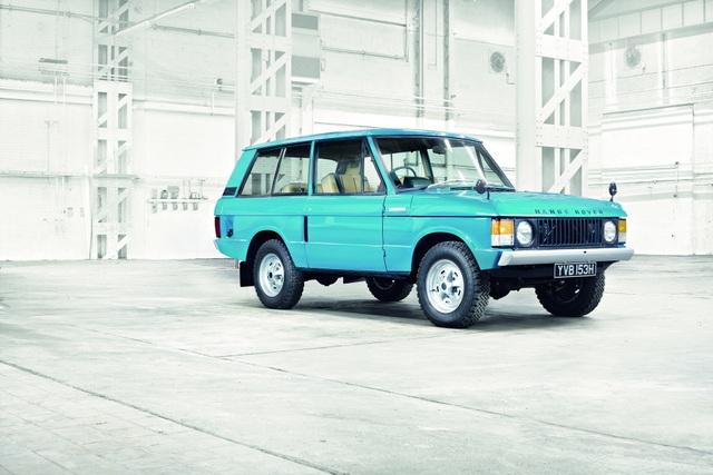 Phiên bản đặc biệt Range Rover Fifty đánh dấu 50 năm truyền cảm hứng - 26