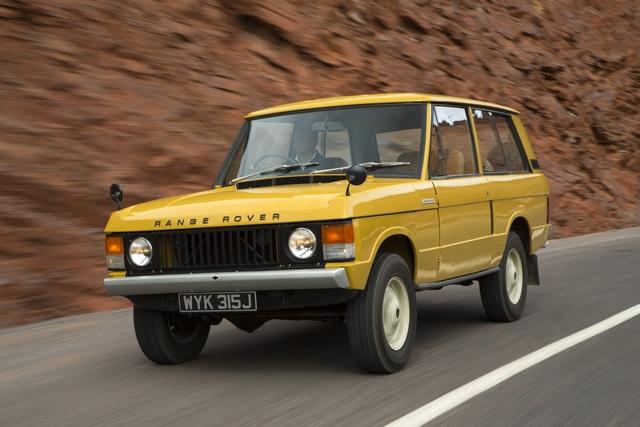 Phiên bản đặc biệt Range Rover Fifty đánh dấu 50 năm truyền cảm hứng - 27