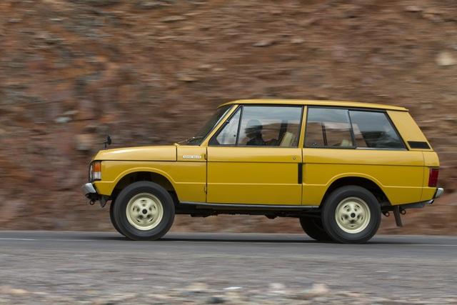 Phiên bản đặc biệt Range Rover Fifty đánh dấu 50 năm truyền cảm hứng - 28