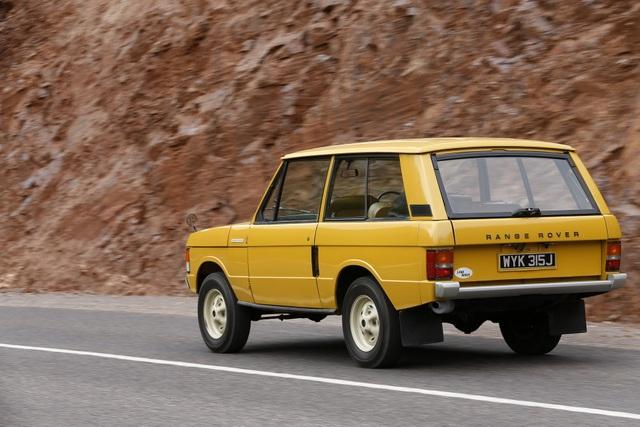 Phiên bản đặc biệt Range Rover Fifty đánh dấu 50 năm truyền cảm hứng - 29