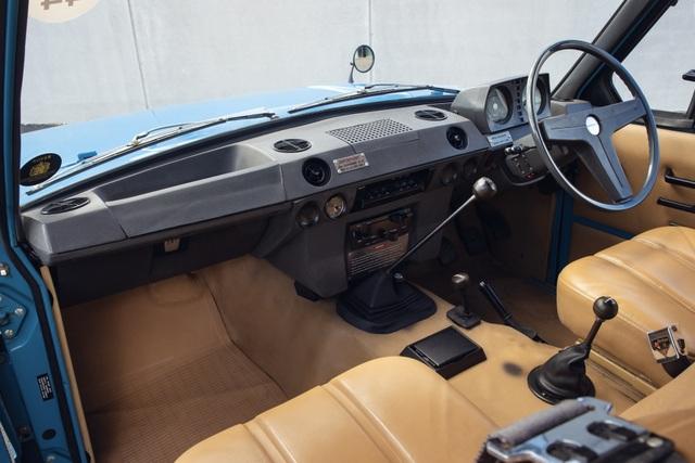 Phiên bản đặc biệt Range Rover Fifty đánh dấu 50 năm truyền cảm hứng - 30