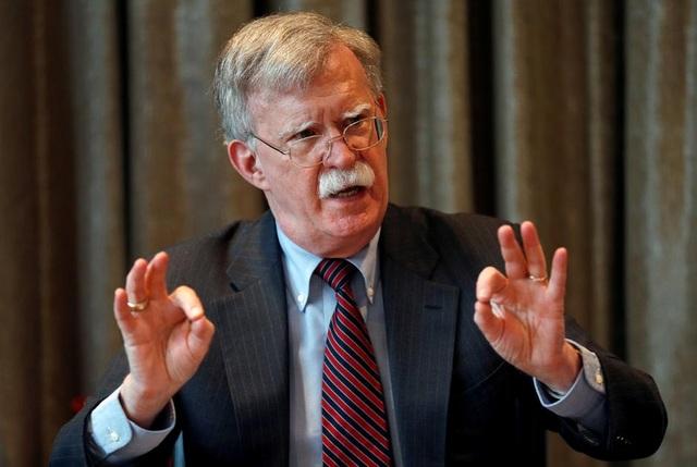 Chính quyền Trump kiện cựu cố vấn diều hâu John Bolton - 1