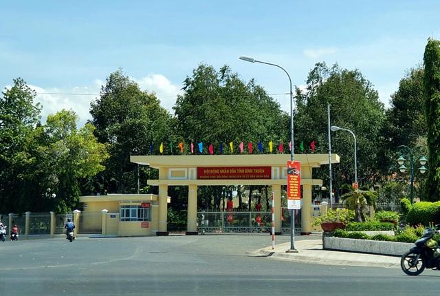 Cận cảnh sân golf Phan Thiết chuyển đổi sang khu đô thị đang bị kiểm tra - 19
