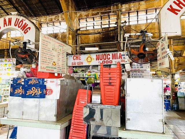Chợ Bến Thành vẫn đìu hiu mong khách du lịch - 3