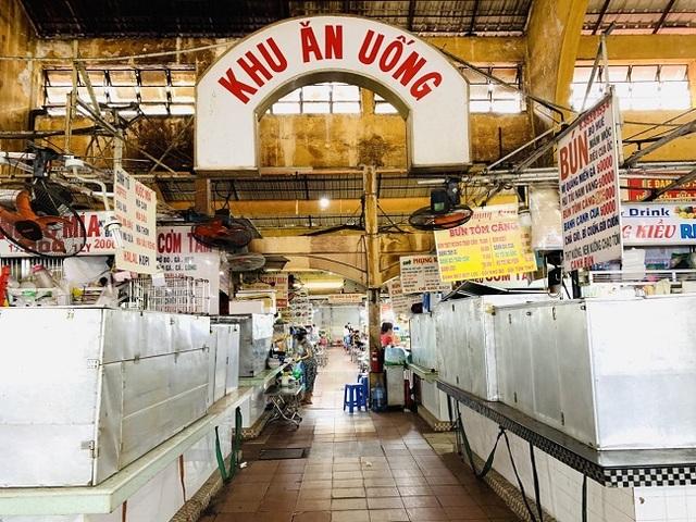 Chợ Bến Thành vẫn đìu hiu mong khách du lịch - 4