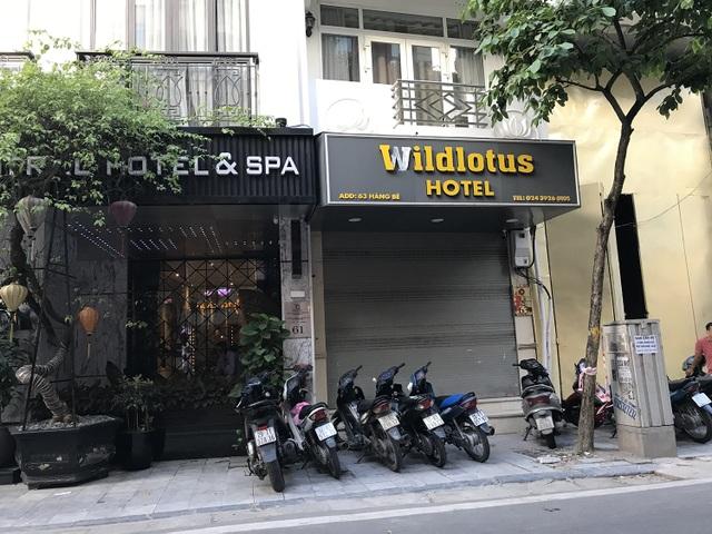Hậu Covid-19, sảnh chờ khách sạn hạng sang thành quán trà đá vỉa hè - 3