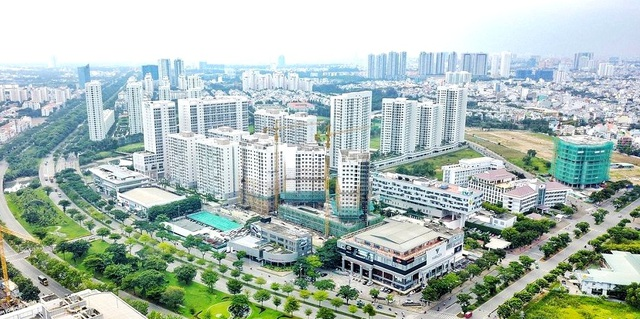 """Khan nguồn cung, """"đỏ mắt"""" tìm căn hộ giá bình dân tại khu Nam Sài Gòn - 1"""