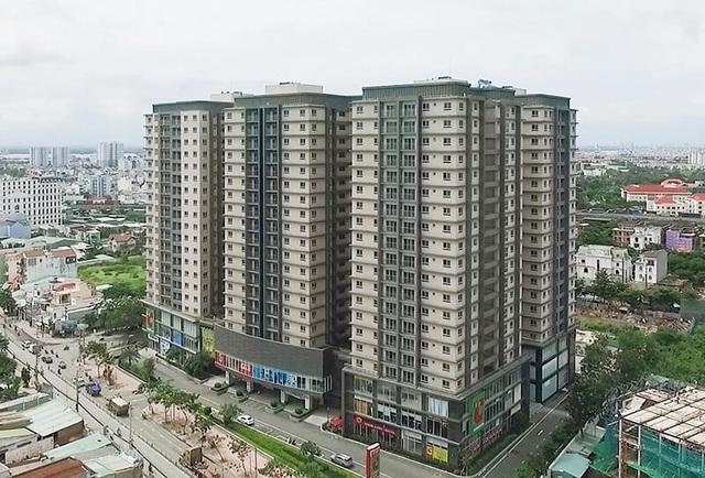"""Khan nguồn cung, """"đỏ mắt"""" tìm căn hộ giá bình dân tại khu Nam Sài Gòn - 2"""