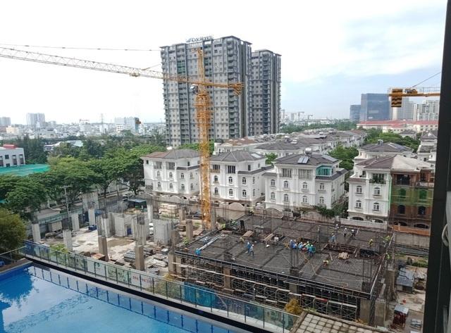 """Khan nguồn cung, """"đỏ mắt"""" tìm căn hộ giá bình dân tại khu Nam Sài Gòn - 3"""