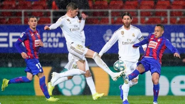 La Liga sôi động ngày trở lại sau dịch Covid-19 - 4