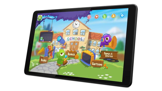 Đảm bảo hiệu quả học tập từ xa cho con trẻ với Lenovo Tab M8 - 3