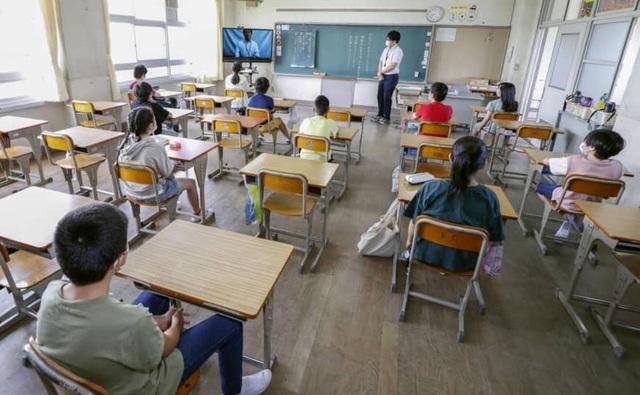 Nhật Bản lên kế hoạch cấp máy tính cho học sinh ở nước ngoài học tại nhà - 1