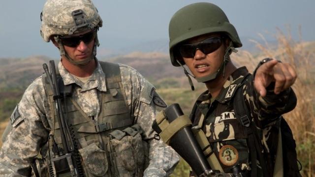Philippines hâm nóng quan hệ với Mỹ khi Trung Quốc gia tăng bành trướng  - 1