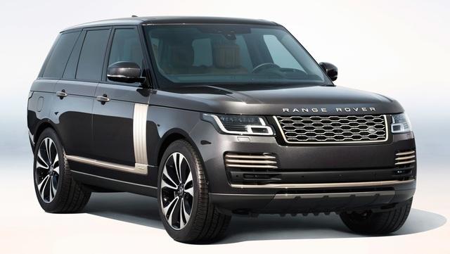 Phiên bản đặc biệt Range Rover Fifty đánh dấu 50 năm truyền cảm hứng - 5