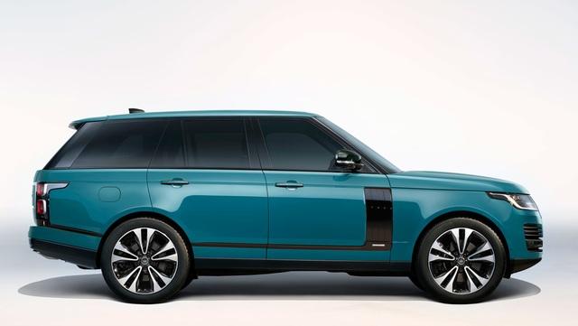 Phiên bản đặc biệt Range Rover Fifty đánh dấu 50 năm truyền cảm hứng - 12