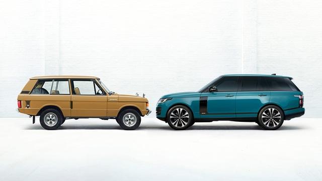 Phiên bản đặc biệt Range Rover Fifty đánh dấu 50 năm truyền cảm hứng - 13