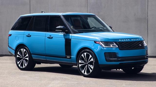 Phiên bản đặc biệt Range Rover Fifty đánh dấu 50 năm truyền cảm hứng - 14