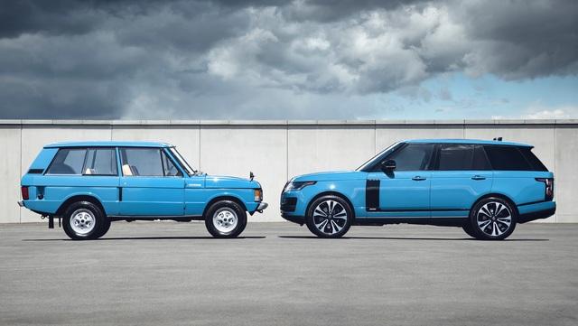 Phiên bản đặc biệt Range Rover Fifty đánh dấu 50 năm truyền cảm hứng - 2