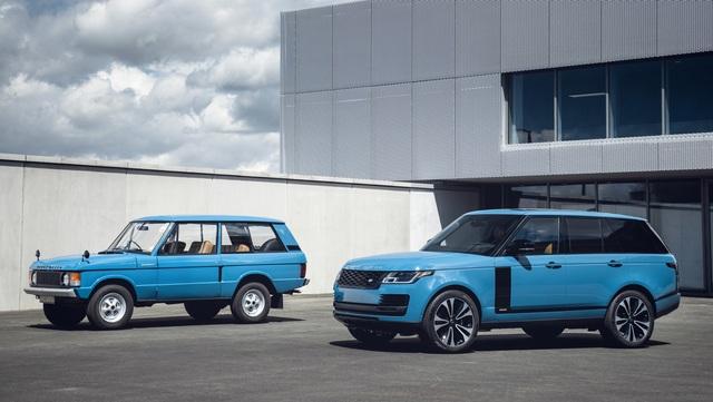 Phiên bản đặc biệt Range Rover Fifty đánh dấu 50 năm truyền cảm hứng - 15