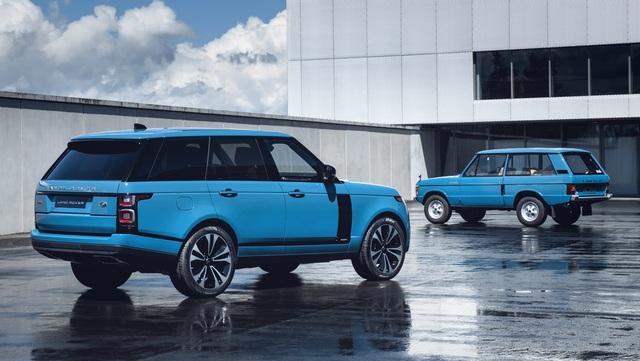 Phiên bản đặc biệt Range Rover Fifty đánh dấu 50 năm truyền cảm hứng - 1