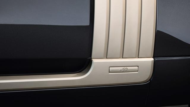 Phiên bản đặc biệt Range Rover Fifty đánh dấu 50 năm truyền cảm hứng - 16