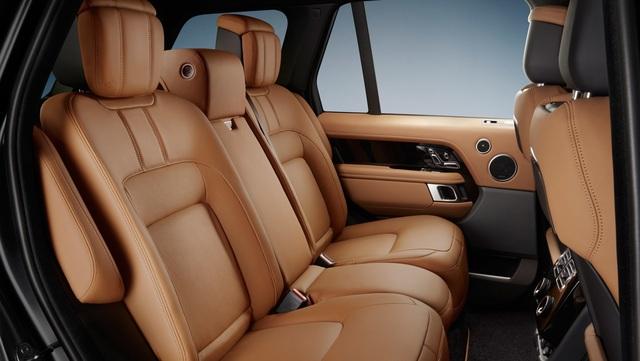 Phiên bản đặc biệt Range Rover Fifty đánh dấu 50 năm truyền cảm hứng - 17