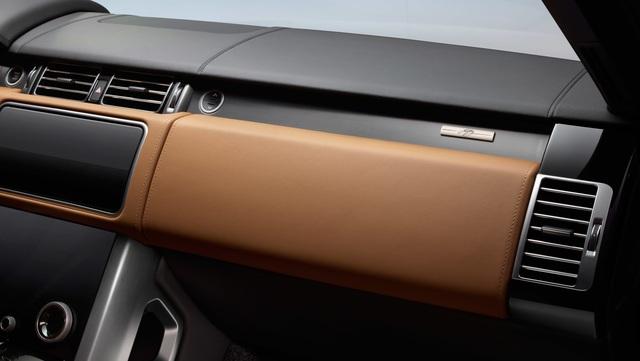 Phiên bản đặc biệt Range Rover Fifty đánh dấu 50 năm truyền cảm hứng - 18