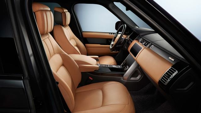 Phiên bản đặc biệt Range Rover Fifty đánh dấu 50 năm truyền cảm hứng - 21