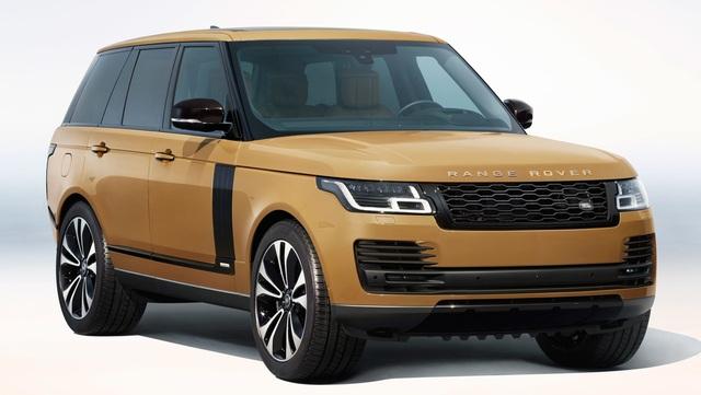 Phiên bản đặc biệt Range Rover Fifty đánh dấu 50 năm truyền cảm hứng - 3