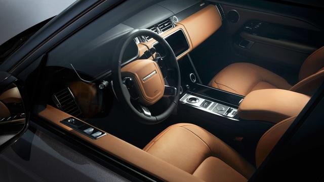 Phiên bản đặc biệt Range Rover Fifty đánh dấu 50 năm truyền cảm hứng - 19