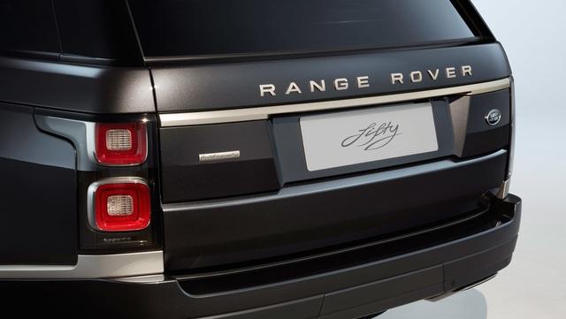Phiên bản đặc biệt Range Rover Fifty đánh dấu 50 năm truyền cảm hứng - 7