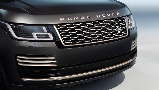 Phiên bản đặc biệt Range Rover Fifty đánh dấu 50 năm truyền cảm hứng - 6