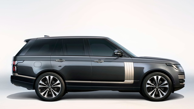 Phiên bản đặc biệt Range Rover Fifty đánh dấu 50 năm truyền cảm hứng - 9