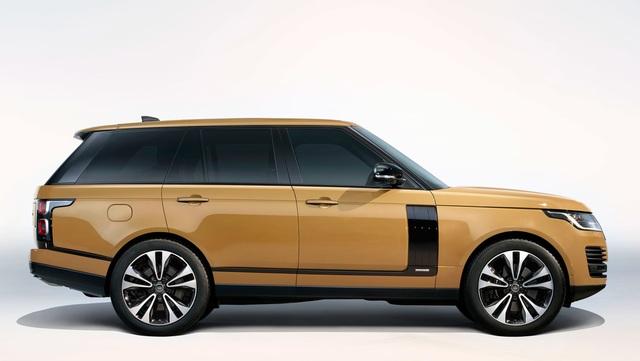Phiên bản đặc biệt Range Rover Fifty đánh dấu 50 năm truyền cảm hứng - 10