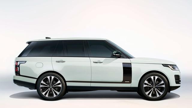 Phiên bản đặc biệt Range Rover Fifty đánh dấu 50 năm truyền cảm hứng - 11