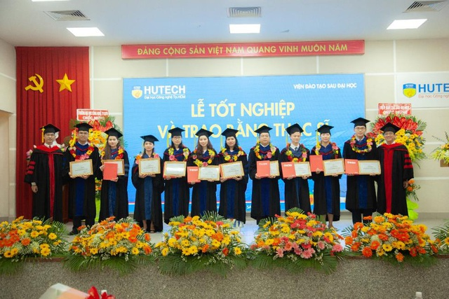HUTECH tuyển sinh 11 chuyên ngành trình độ Thạc sĩ năm 2020 - đợt 2 - 3