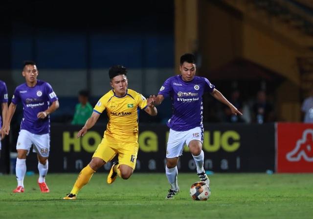 SL Nghệ An bất ngờ đánh bại CLB Hà Nội ở Hàng Đẫy - 4