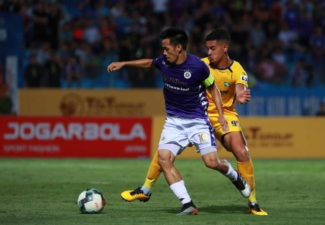 Nc247info tổng hợp: SL Nghệ An bất ngờ đánh bại CLB Hà Nội ở Hàng Đẫy