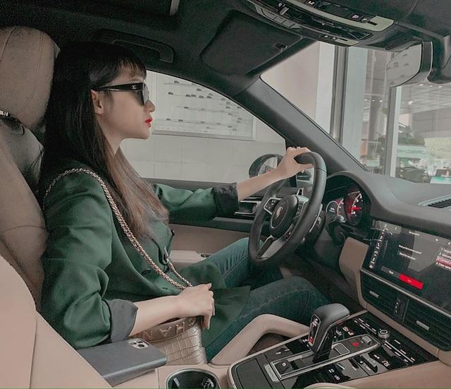 Khối tài sản đáng ngưỡng mộ của Hoa hậu Hương Giang ở tuổi 29 - 6