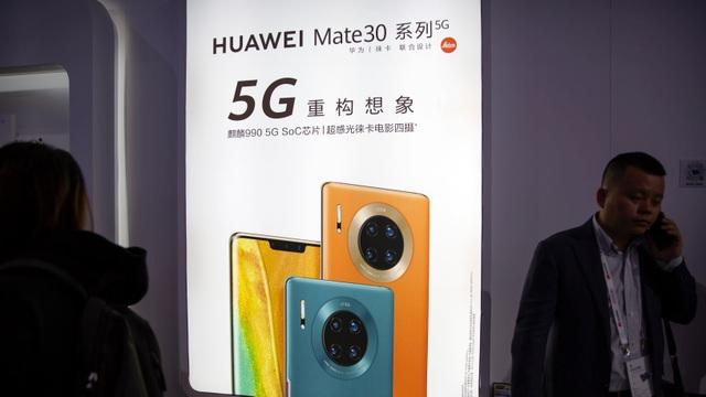 Huawei hoãn sản xuất Mate 40 vì lệnh cấm của Mỹ - 1