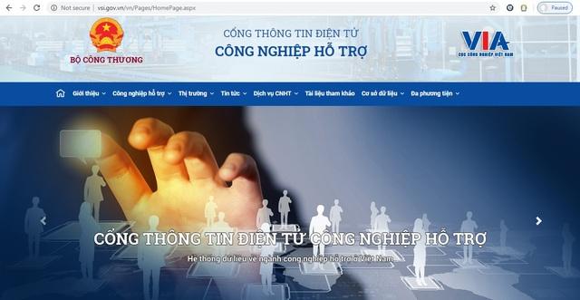 Sắp khai trương hệ thống cơ sở dữ liệu ngành công nghiệp chế biến chế tạo, công nghiệp hỗ trợ Việt Nam - 1