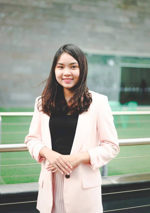 Nữ đại sứ sinh viên Việt thành phố Melbourne tốt nghiệp thạc sĩ loại Giỏi - 1