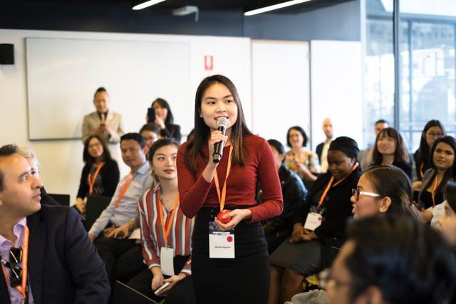 Nữ đại sứ sinh viên Việt thành phố Melbourne tốt nghiệp thạc sĩ loại Giỏi - 2