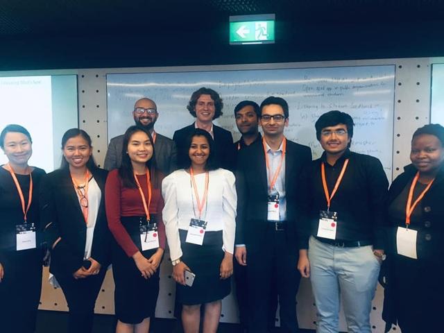 Nữ đại sứ sinh viên Việt thành phố Melbourne tốt nghiệp thạc sĩ loại Giỏi - 4